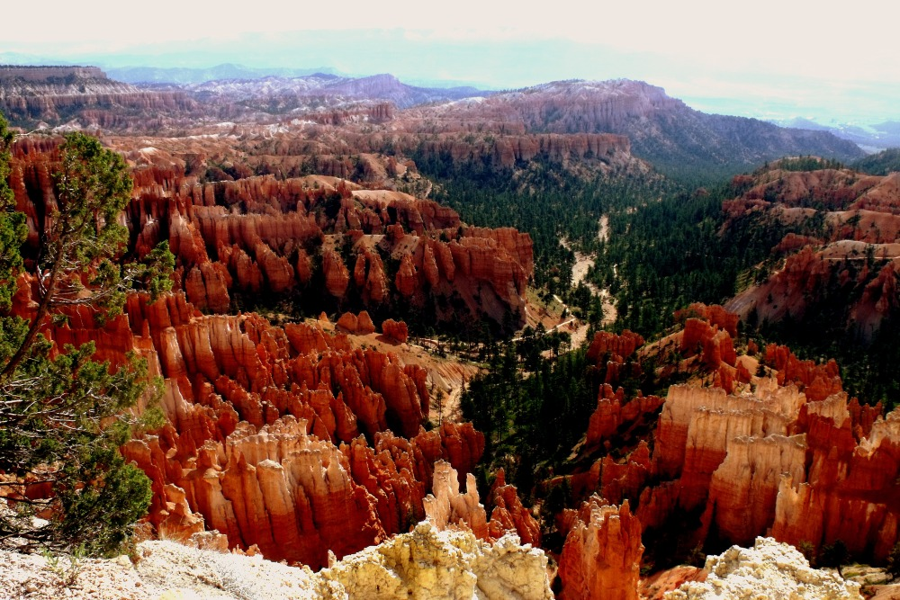 Bryce Canyon o Monument Valley? (1/4)