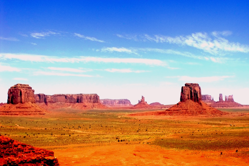 Bryce Canyon o Monument Valley? (4/4)