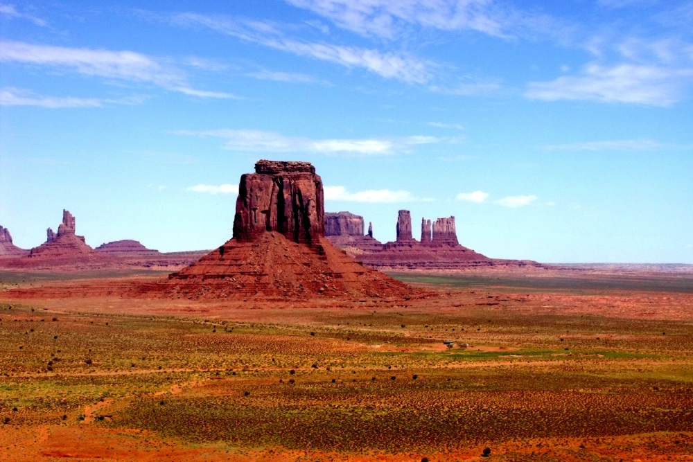Bryce Canyon o Monument Valley? (3/4)