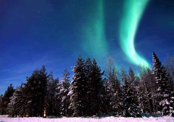 Un inverno nella meravigliosa Lapponia finlandese (4/6)