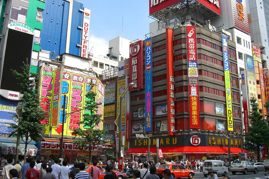 Tokyo tra modernità e tradizione (1/6)