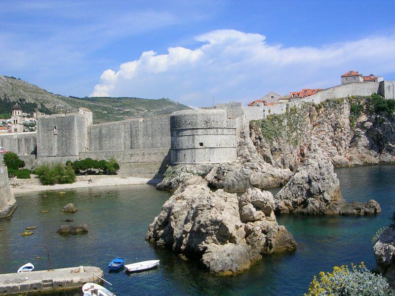 Le due perle di Croazia e Montenegro... Dubrovnik e Budva!!! (2/6)