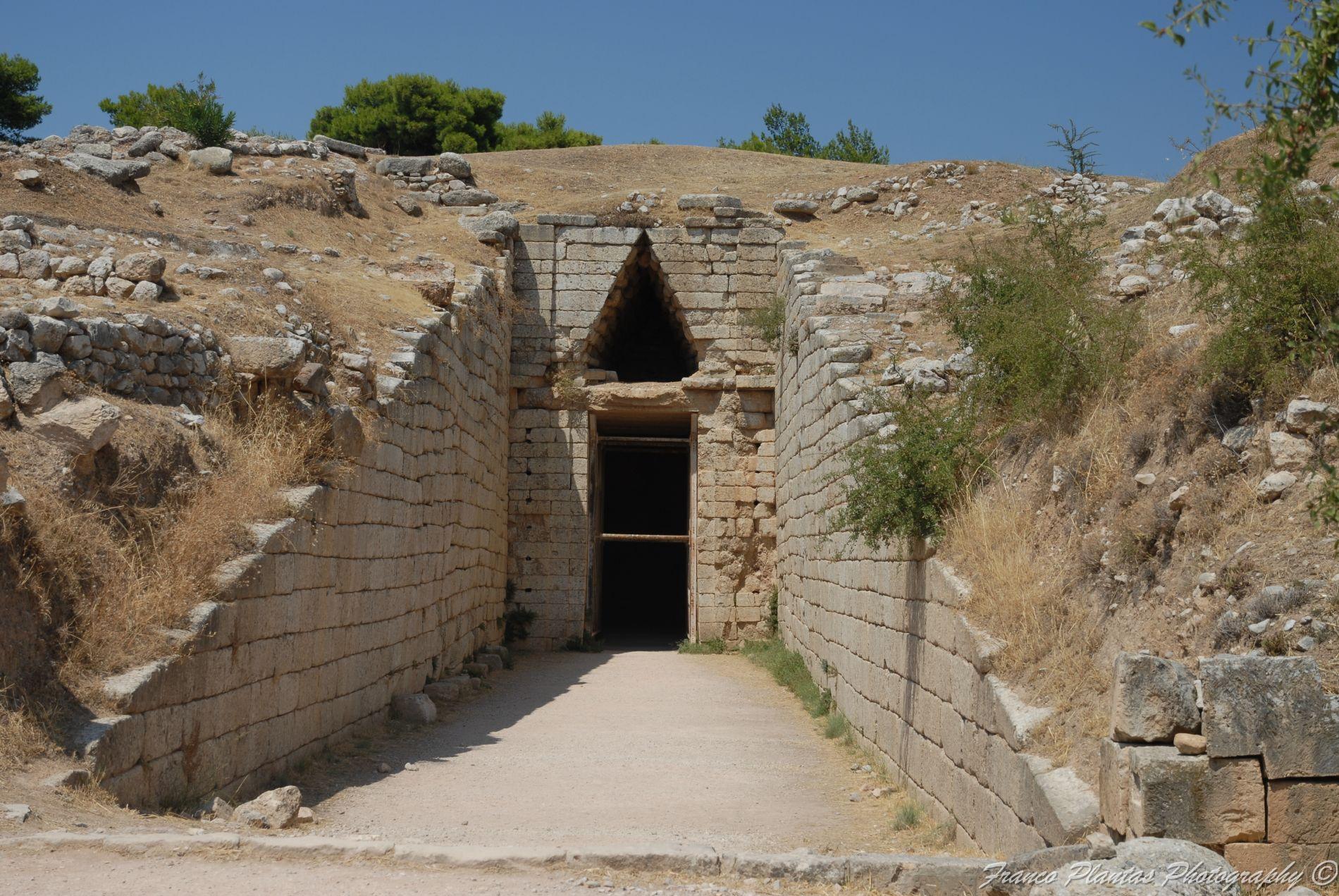 Ermioni l isola di hydra e un assaggio di peloponneso - La porta dei leoni a micene ...