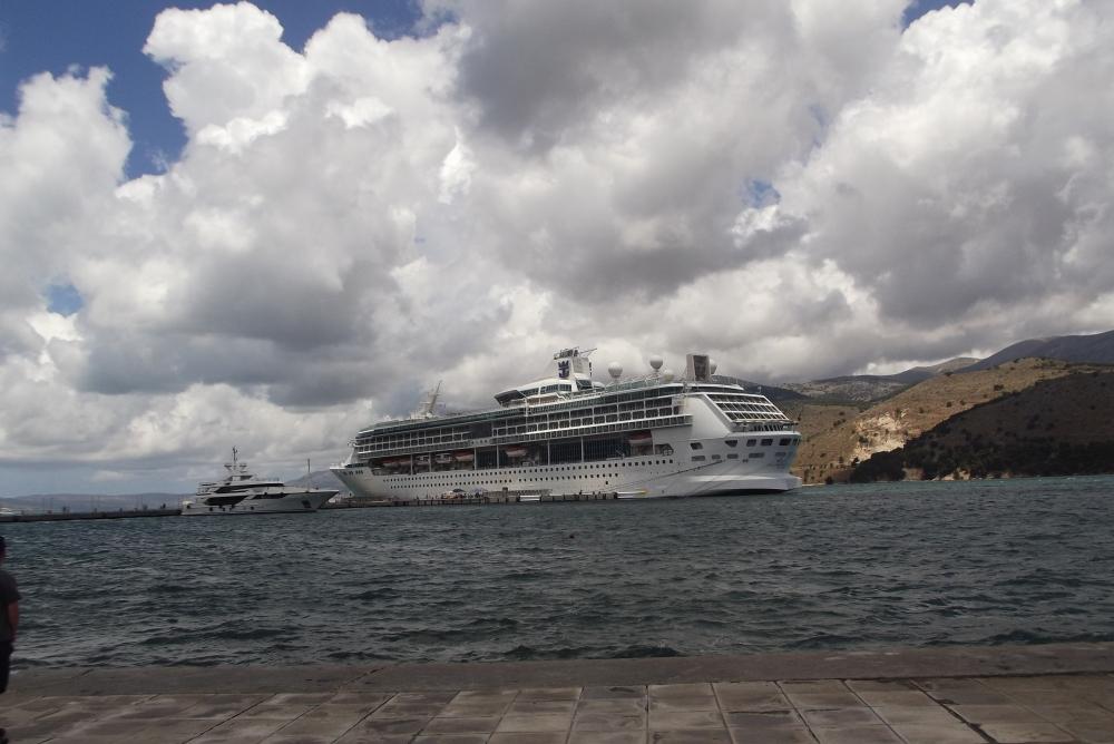 Argostoli, un assaggio di Cefalonia... (3/6)