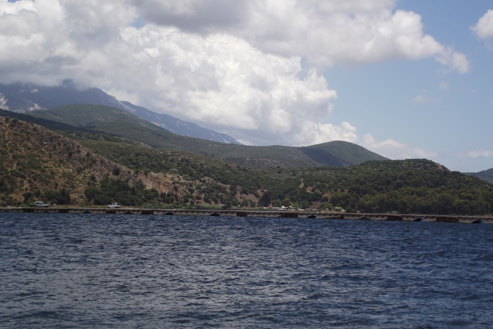 Argostoli, un assaggio di Cefalonia... (4/6)