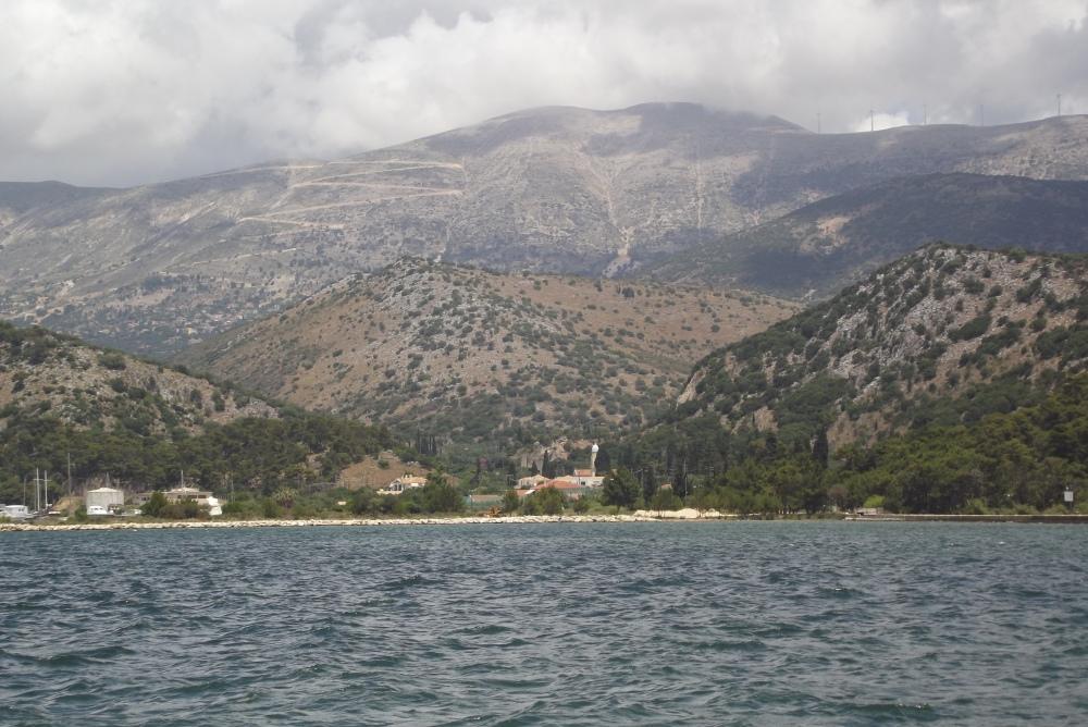 Argostoli, un assaggio di Cefalonia... (5/6)