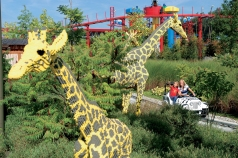 Safari-Tour im LEGOLAND Deutschland