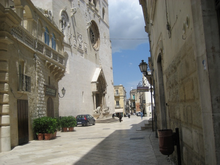 Cattedrale di Santa Maria Assunta di Altamura [Altamura, Italy]